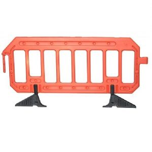 Constructor 2m Pedestrian Barrier with Anti-Trip Feet